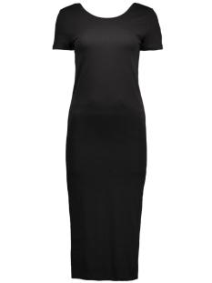 onlabbie ss calf dress 15109393 only jurk black