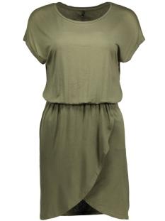 onlthelma s/s dress 15117583 only jurk grape leaf
