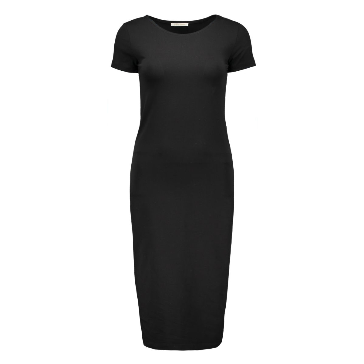 pcmaith midi dress 17076570 1 pieces jurk black