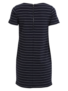 vitinny new s/s dress 14032604 vila jurk total eclipse/snow white