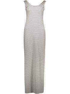 ViHonesty New Maxi Dress 14033519-2 Snow White/Black