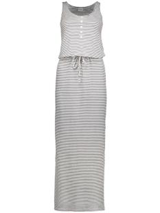 objstephanie maxi dress 23021524 1 object jurk egret/stripes