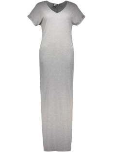 OBJTALLULAH S/S ANKEL DRESS .I 85 23022358 Light Grey Melange