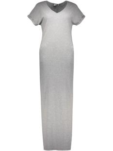 OBJTALLULAH S/S ANKEL DRESS .I 85 23022358 Light Grey Melange