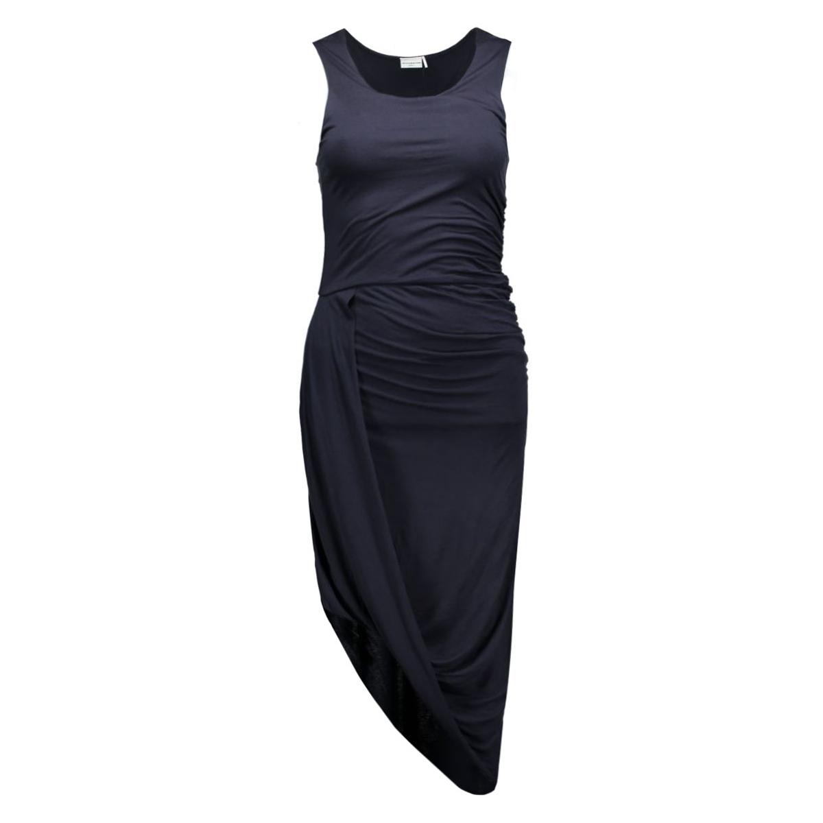 jdyice s/l dress icc jrs 15112800 jacqueline de yong jurk dark navy