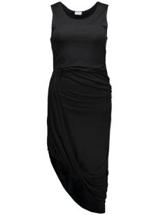 jdyice s/l dress icc jrs 15112800 jacqueline de yong jurk black