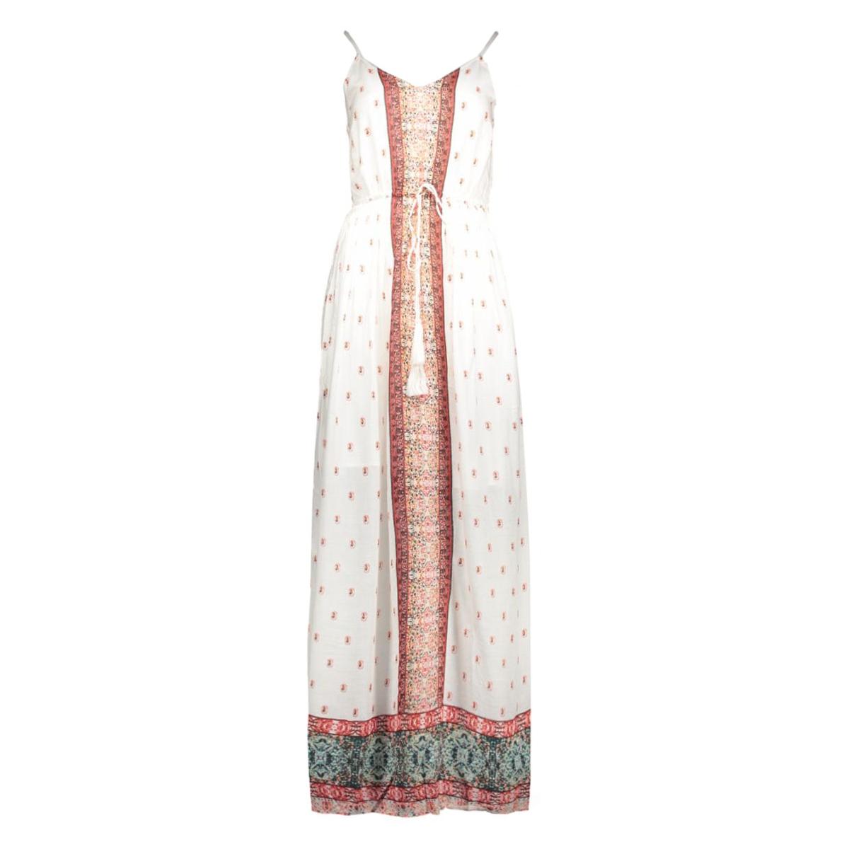 vmlupita long dress 10156595 vero moda jurk snow white/lupita com