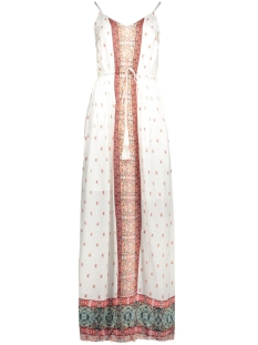 vmlupita long dress 10156595 vero moda jurk snow white/lupita com