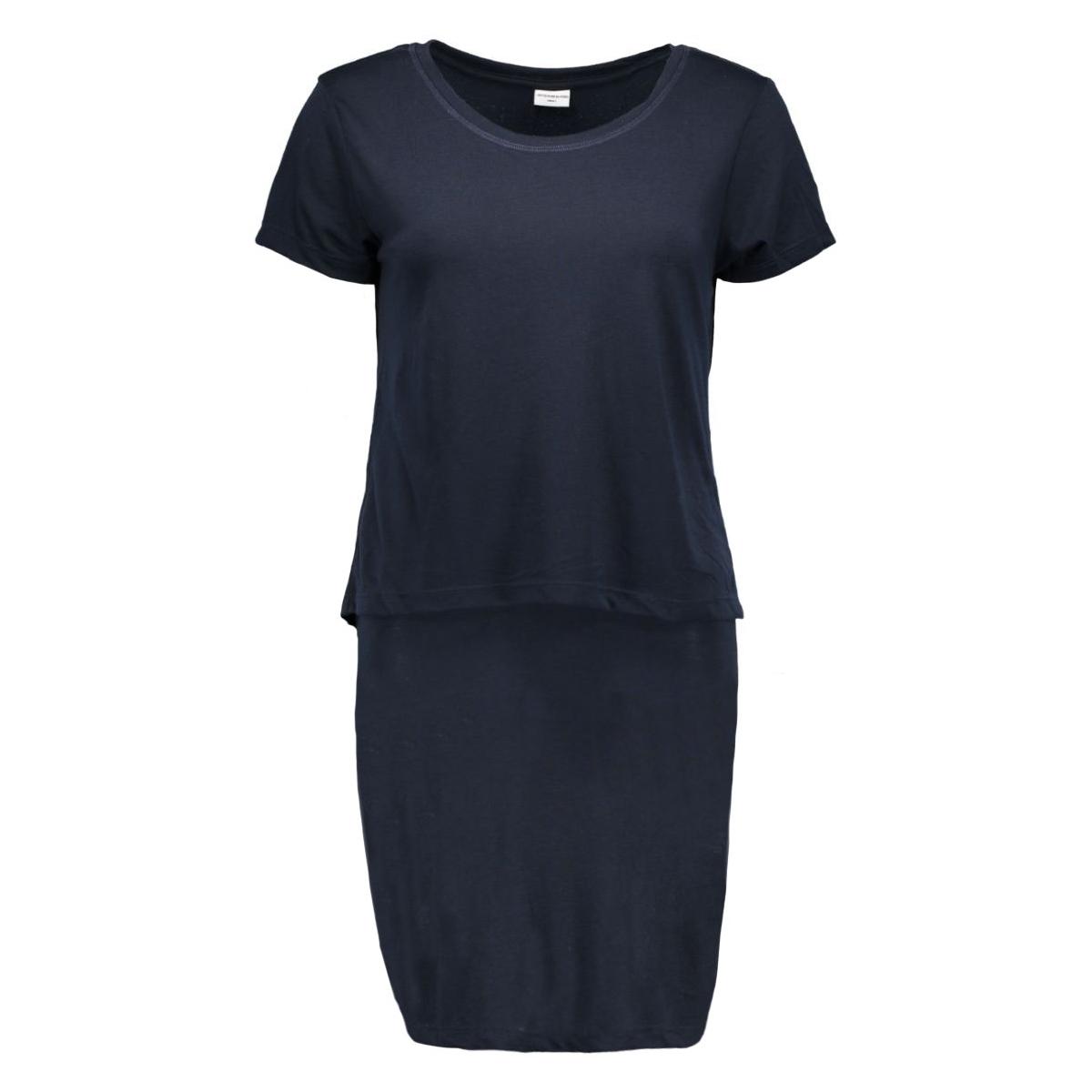jdykira s/s dress jrs 15117245 jacqueline de yong jurk sky captain