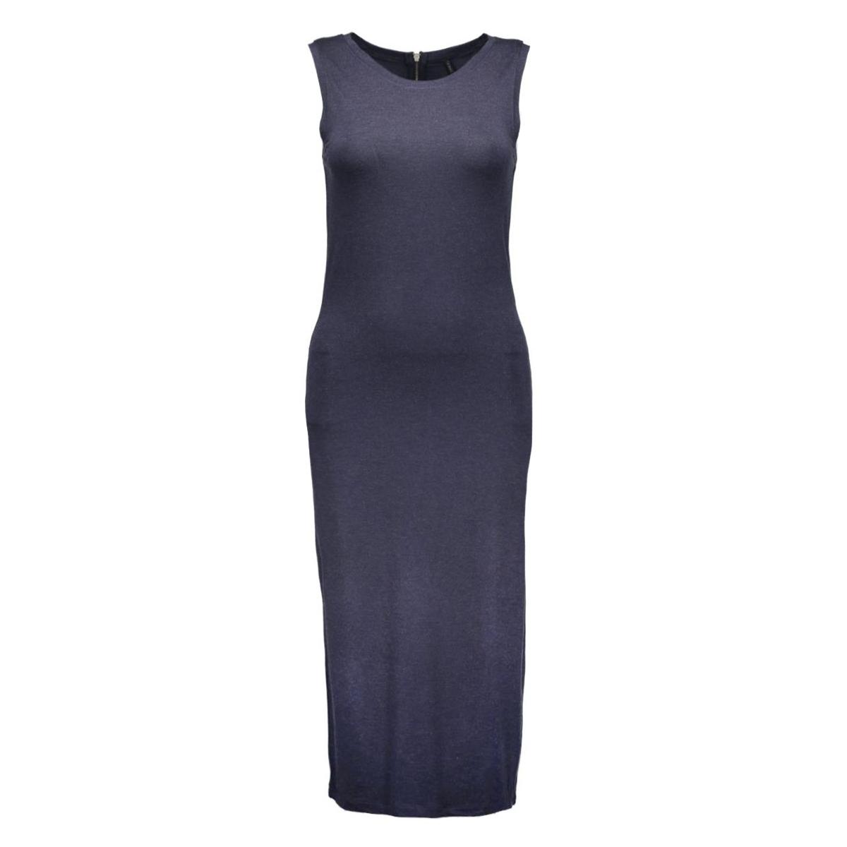 onlmojo june s/l dress ess 15119115 only jurk night sky/melange