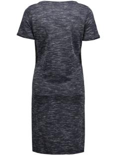 mlsweaty ss sweat dress 20006225 mama-licious positie jurk navy blazer