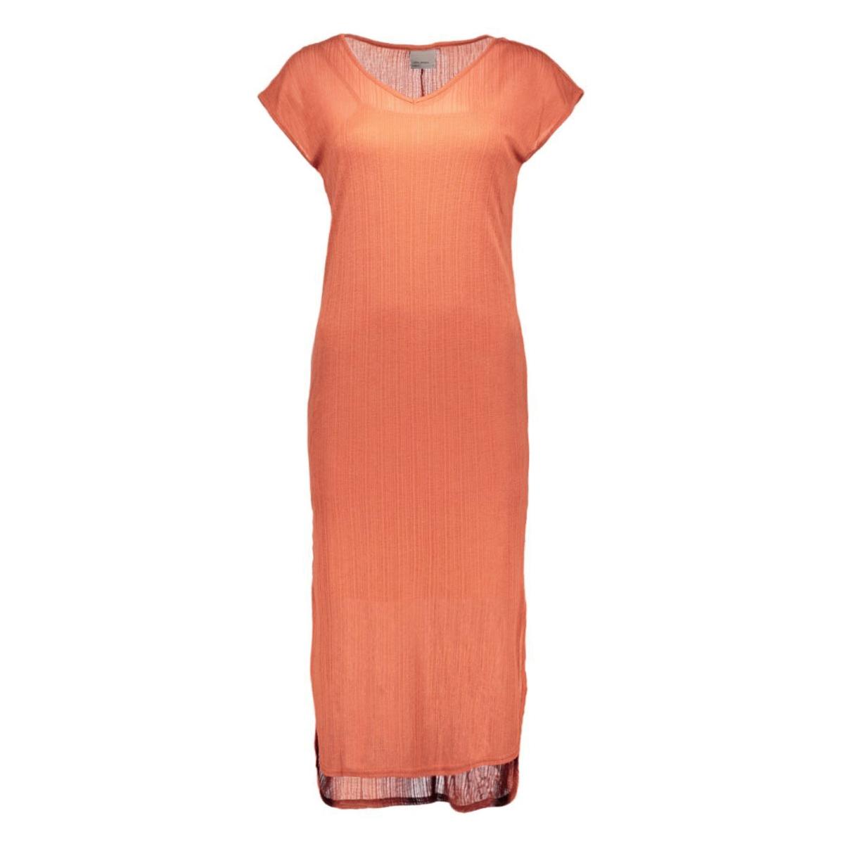 vmnadya ss calf dress ga 10155629 vero moda jurk adobe