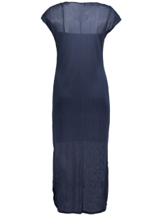 vmnadya ss calf dress ga 10155629 vero moda jurk black iris