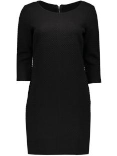 VINAJA 3/4 SLEEVE DRESS-NOOS 14036251 Black