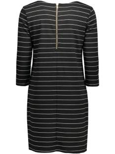vitinny new dress-noos 14033863 vila jurk black/snow white