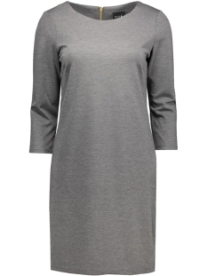 vitinny new dress-noos 14033863 vila jurk medium grey melange