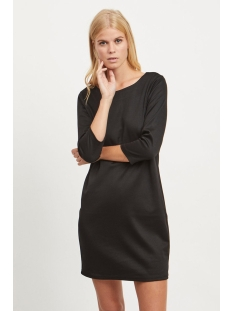 Vila Jurk VITINNY NEW DRESS-NOOS 14033863 Black