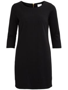 vitinny new dress-noos 14033863 vila jurk black
