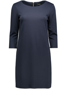 Vila Jurk VITINNY NEW DRESS-NOOS 14033863 Total Eclipse