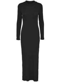 Jacqueline de Yong Jurk JDYRIBBY L/S DRESS JRS 15117769 Black