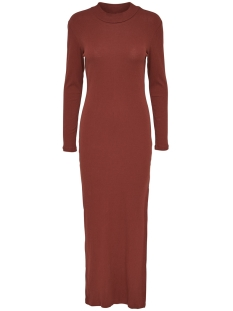 JDYRIBBY L/S DRESS JRS 15117769 Henna