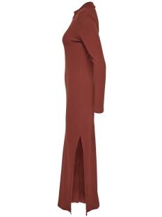jdyribby l/s dress jrs 15117769 jacqueline de yong jurk henna