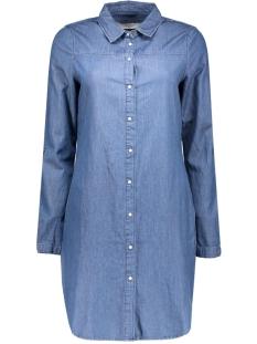 vmkardash ls denim dress noos 10161824 vero moda blouse medium blue denim