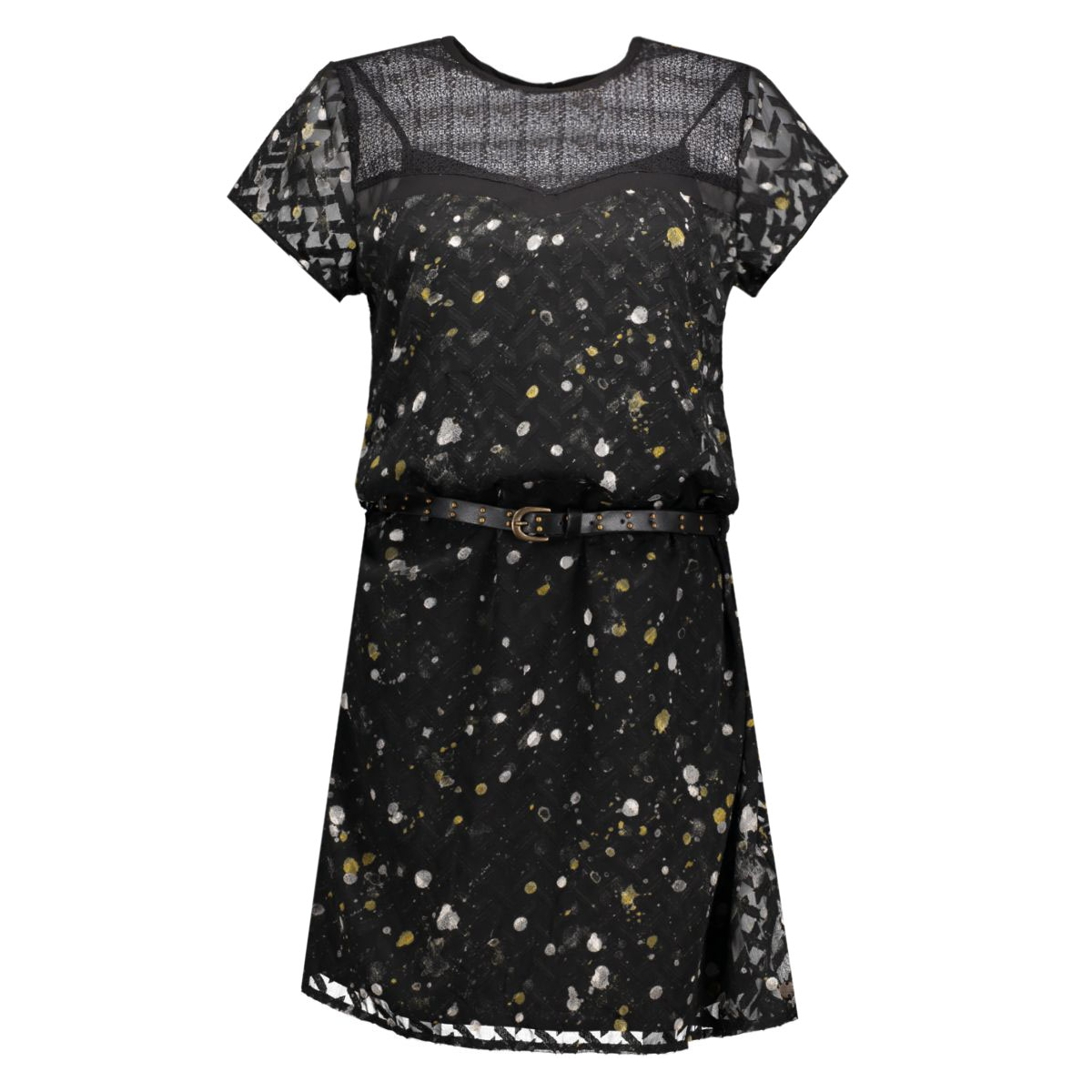 s60081 garcia jurk 60 black