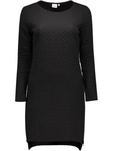 OBJCAMDEN L/S SWEAT DRESS NOOS 23022852 Black