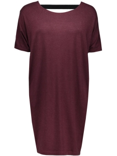 onlstrap moster s/s short dress jrs 15101159 only jurk winetasting
