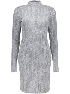 VINALAS TURTLENECK DRESS 14036667 Ebony/Melange