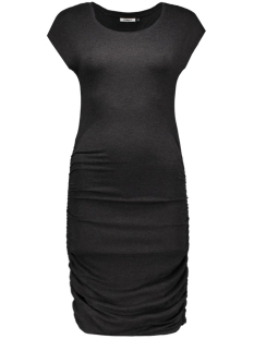 onltoa moster s/s wrinkle dress jrs 15111253 only jurk black