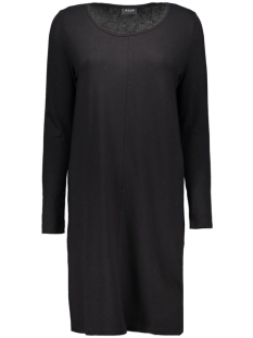 vinimas l/s dress-noos 14036230 vila jurk black