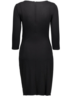 vinimas detail dress-noos 14036428 vila jurk black