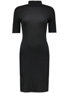 OBJZOE 2/4 ROLL SHORT DRESS 86 OEKO 23022740 Black