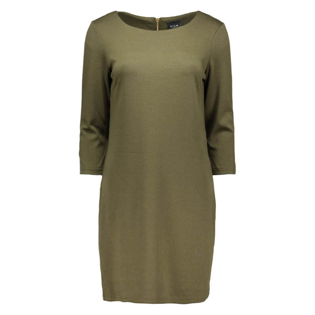 vitinny new dress-noos 14033863 vila jurk ivy green