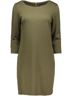 Vila Jurk VITINNY NEW DRESS-NOOS 14033863 Ivy Green