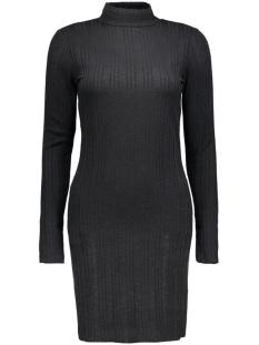Vila Jurk VINALAS TURTLENECK DRESS 14036667 Black