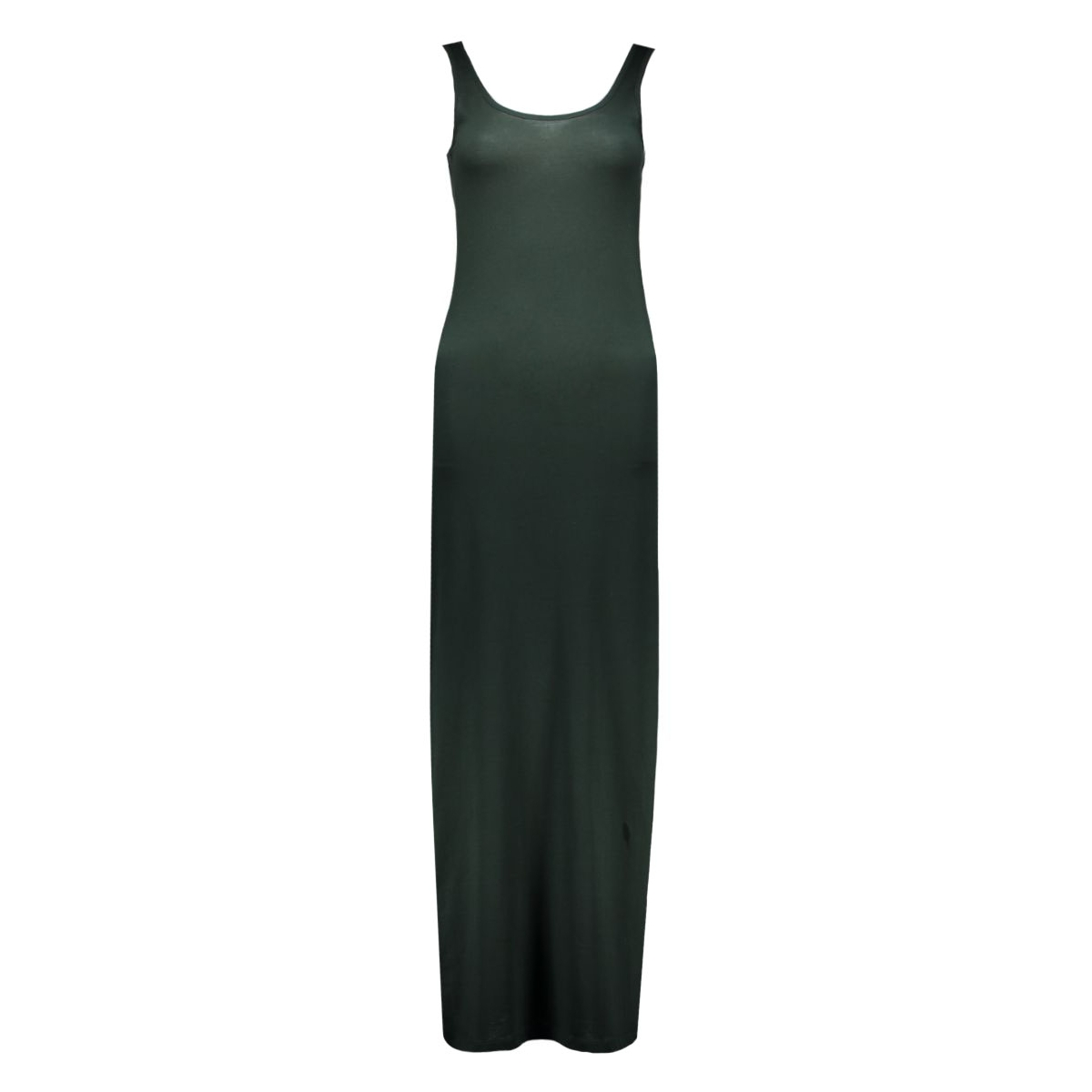 onlabbie sl long tank o-neck dress 15109391 only jurk scarab