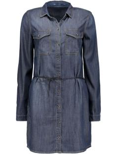 onlhenna dnm dress york qyt noos 15119459 only jurk dark blue denim