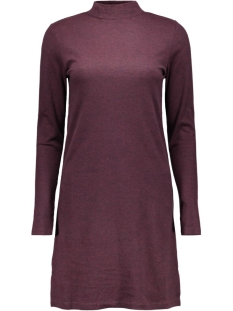 VIKLATRA L/S DRESS 14037128 Tawny Port