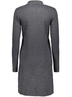 viklatra l/s dress 14037128 vila jurk black