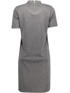 pcpegasus t-neck dress 17077569 pieces jurk dark shadow