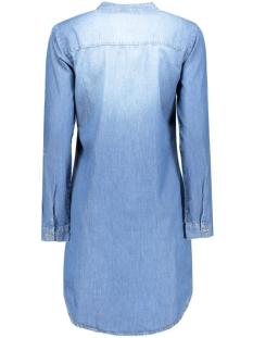 jdymove l/s denim pocket dress wvn 15129968 jacqueline de yong jurk medium blue denim