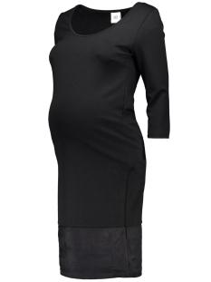 MLUMO 3/4 JERSEY DRESS 20006397 Black