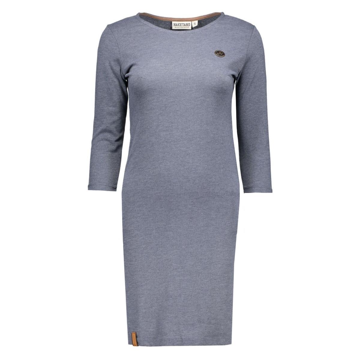 1601-0617-095 naketano jurk indigo