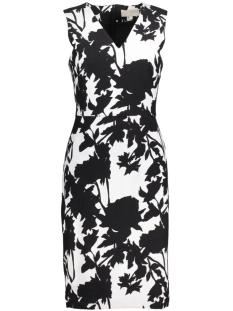 InWear Jurk Ziva Dress 30101781 11071 Monocrome Flower