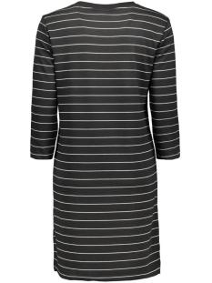 vitinny rib dress 14039285 vila jurk black