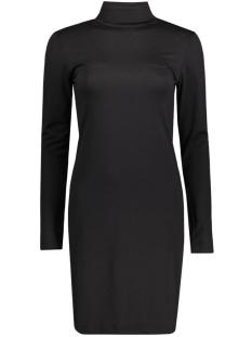 PCMILA LS TURTLENECK DRESS 17071292 Black