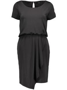 vipalli s/s dress 14036929 vila jurk black